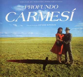 Profundo Carmesí, de Arturo Ripstein