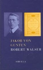 Jakob von Gunten de Robert Walser