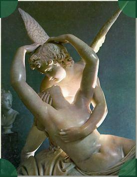 Microcuento: Eros y Psique