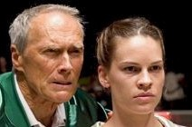 "Clint  Eastwood y su ""Million Dollar Baby"""