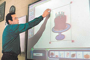 Frustraciones profesionales con relación al uso de internet en la enseñanza