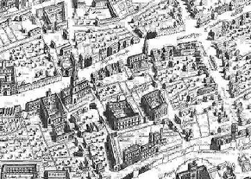 Universidad de Oxford : 1625-1626