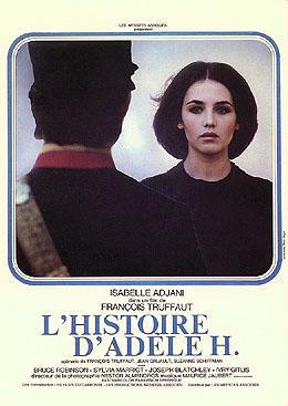 Diario íntimo de Adèle H. de François Truffaut