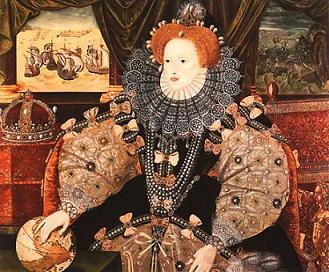 La iconografía de Elizabeth I