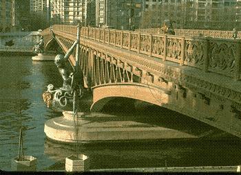 El puente Mirabeau, de Guillaume Apollinaire y Sophie Auster