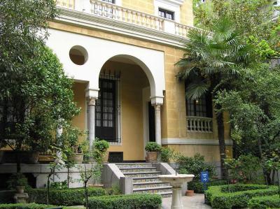 El museo de Sorolla de Madrid y la exposición Sargent-Sorolla
