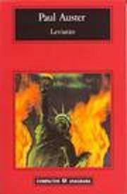 Leviatán, de Paul Auster