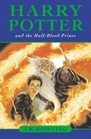 Harry Potter y el príncipe mestizo, la última novela de la serie